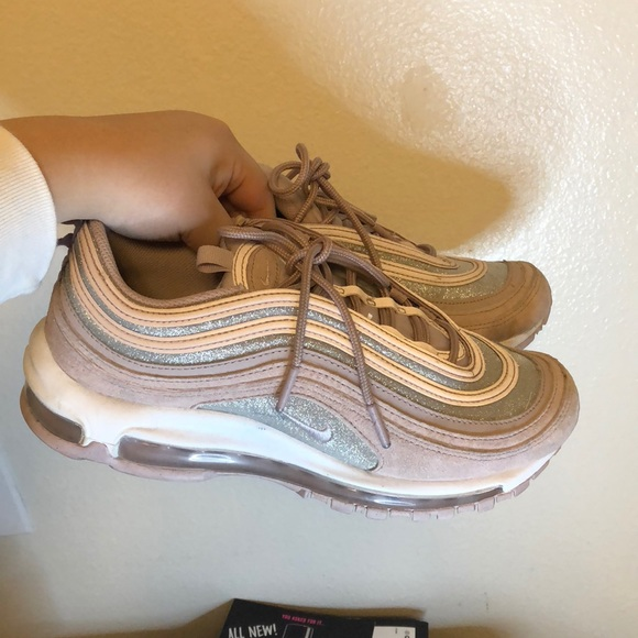Nike Shoes | Nike Air Max 97 Dusty Rose